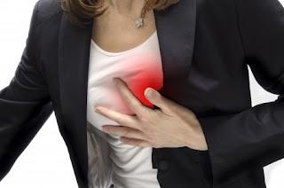 Bahaya sakit jantung dan berdebar kencang