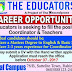 The Educators Rahim Yar Khan Jobs