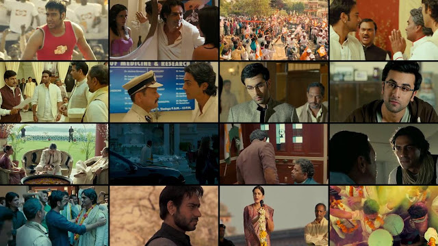 Raajneeti 2010 BRRip 480p 500MB Screenshot