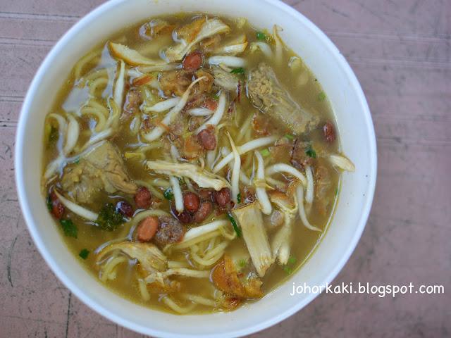 Warung-Mahmoodiah-Nasi-Lemak-Soto-Lontong-Breakfast-Johor-Bahru