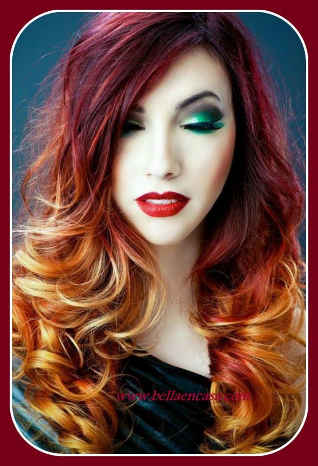 Ver estas fotos seleccionadas como se puede conseguir un pelo rojo Californiano