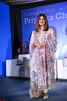 WOW Priyanka Chopra in Traditional Floral Print at UNICEF India Press Conference  Exclusive Galleries 005.jpg