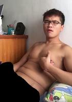 [222] Nice boy cumshot