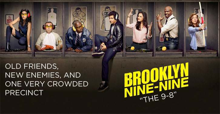 Brooklyn Nine-Nine - The 9-8 - Review