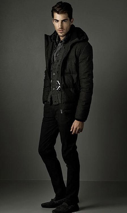 Modern Fashion Model: Latest Men Winter Fashion Trends 2011