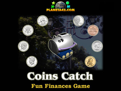 Coins Catch Game