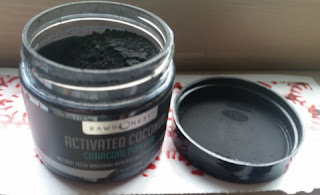 raw honest activated charcoal powder 2