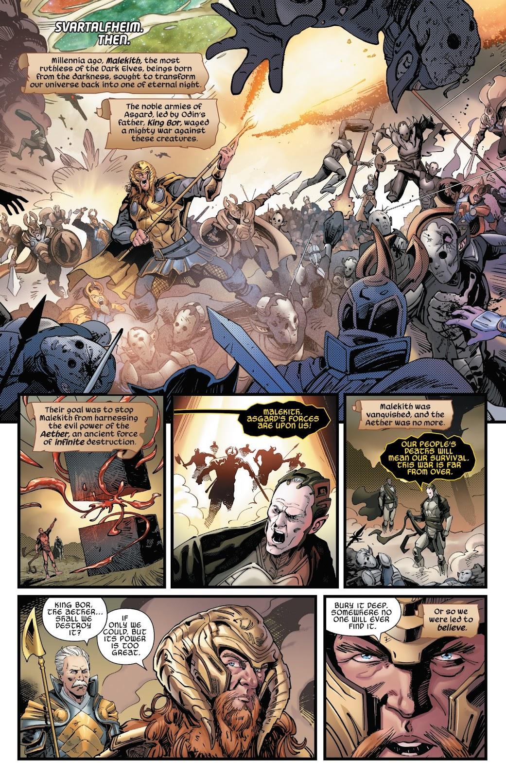 Read online Marvel's Thor: Ragnarok Prelude comic -  Issue #3 - 2