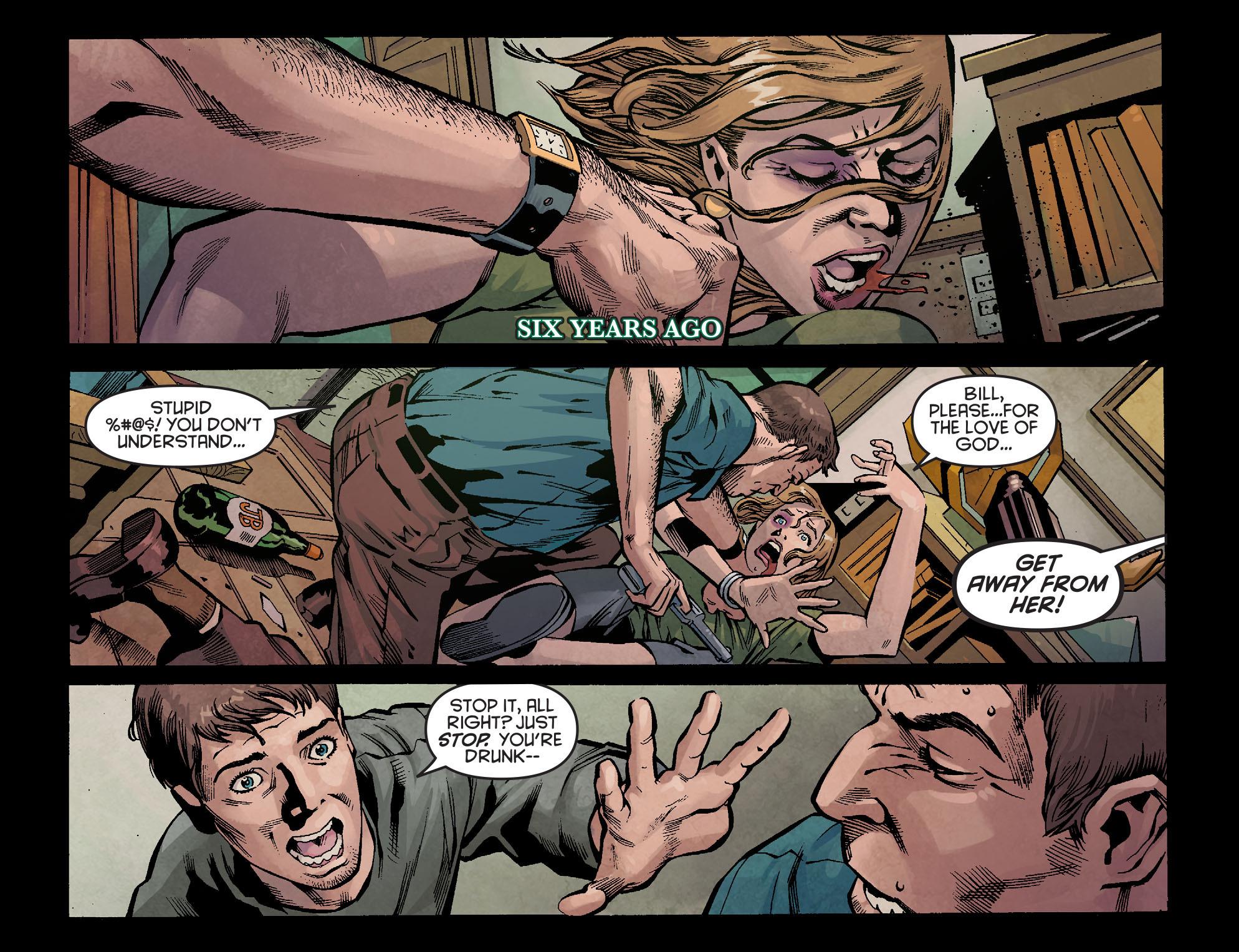 Read online Arrow: Season 2.5 [I] comic -  Issue #1 - 5