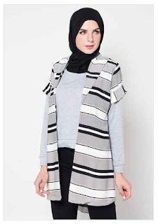 Gambar Baju Muslim Shasmira Trendy Exclusive 2016