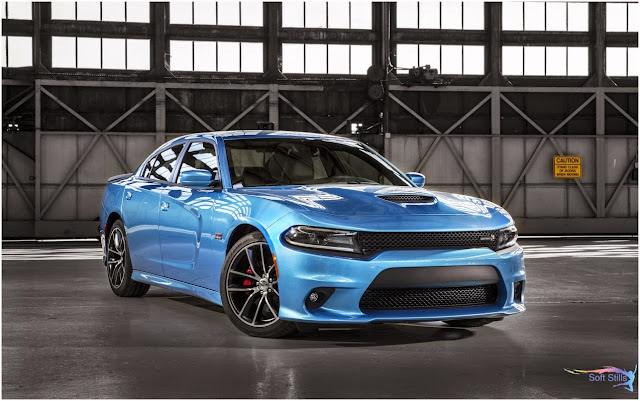 Download Dodge Charger RT Scat Pack HD & Widescreen Dodge Wallpaper