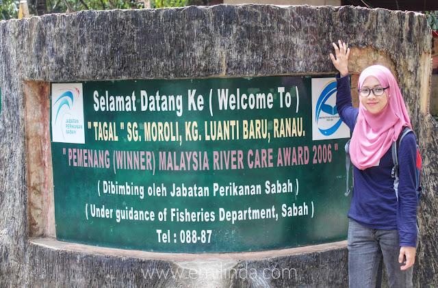 Pengalaman Berkunjung ke Tagal Fish Spa, Sungai Moroli
