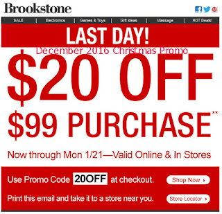 free Brookstone coupons for december 2016
