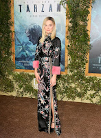 Margot Robbie red carpet dresses The Legend of Tarzan Premiere in Hollywood