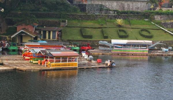 tempat wisata sukabumi Danau Lido