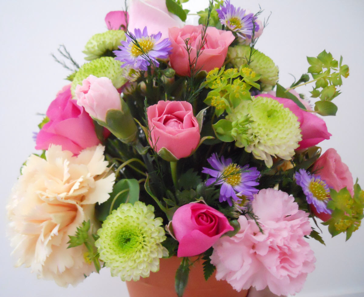 Romantic flowers birthday flowers romantic flowers izmirmasajfo Image collections