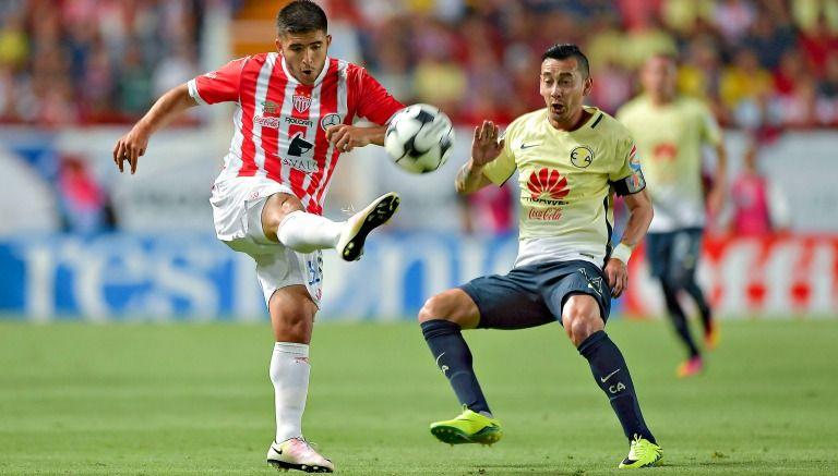 Necaxa vs América Liguilla 2016