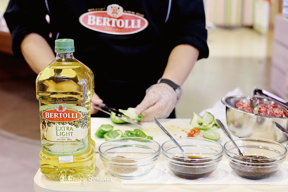 Italian Goes Local with Bertolli (www.culinarybonanza.com)