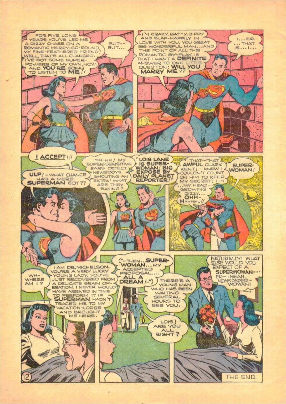 Action Comics (1938) 60 Page 12