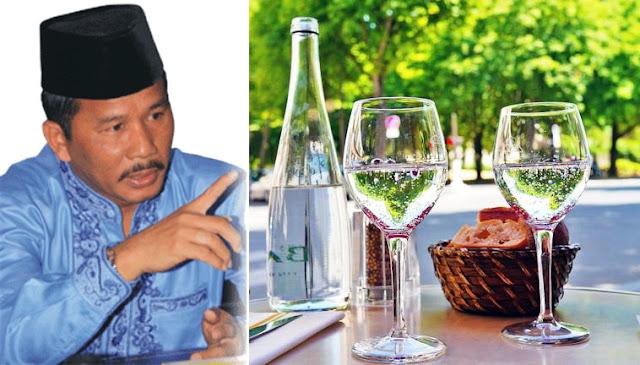 Walikota Ini Geleng-geleng Kepala: 'Cuma Minum Air Putih Masa Sampai Rp 30 Juta?'