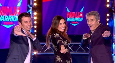 Presentadores de Ninja Warrior España