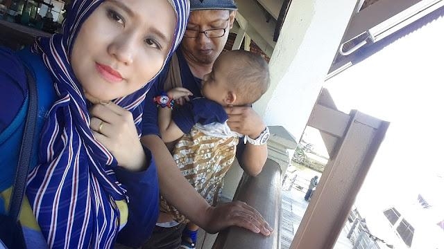 Kelantan Floating Market - Pasar Terapung Pertama di Malaysia