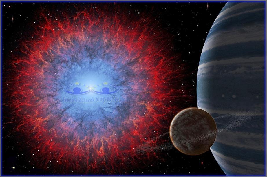 Piękno-wszechświata-Planety-Gwiazda-Supernowa