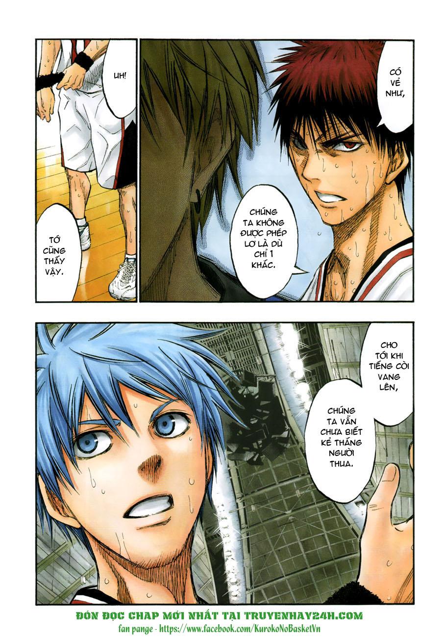 Kuroko No Basket chap 196 trang 4