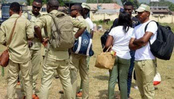 NYSC Member's Hand Cut Off By Notorious Cultists