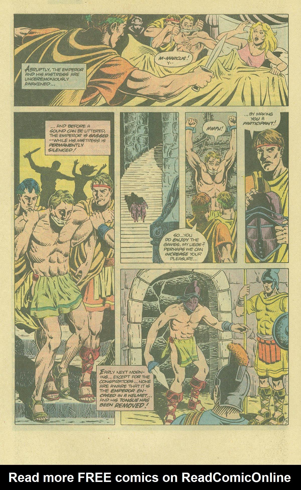 Read online Sgt. Rock comic -  Issue #394 - 30