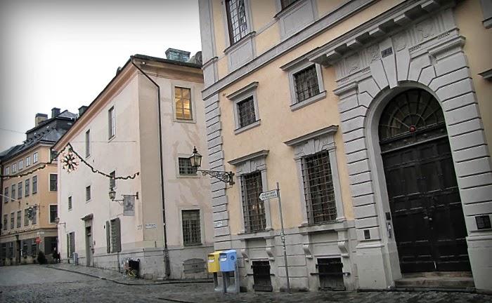 Gamla stan stockholm sverige