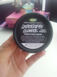 Catastrophe Cosmetic Face Mask
