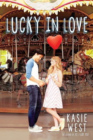 lucky in love kasie west