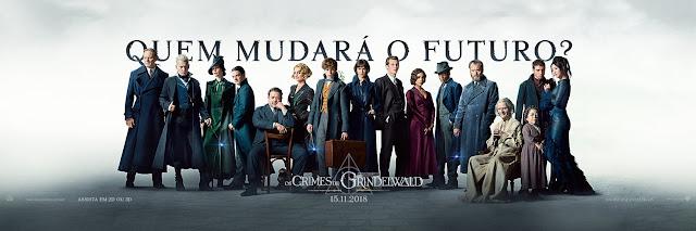 Crítica de 'Animais Fantásticos: Os Crimes de Grindelwald' #1 | Ordem da Fênix Brasileira