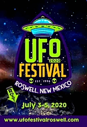 Roswell UFO Festival 2020