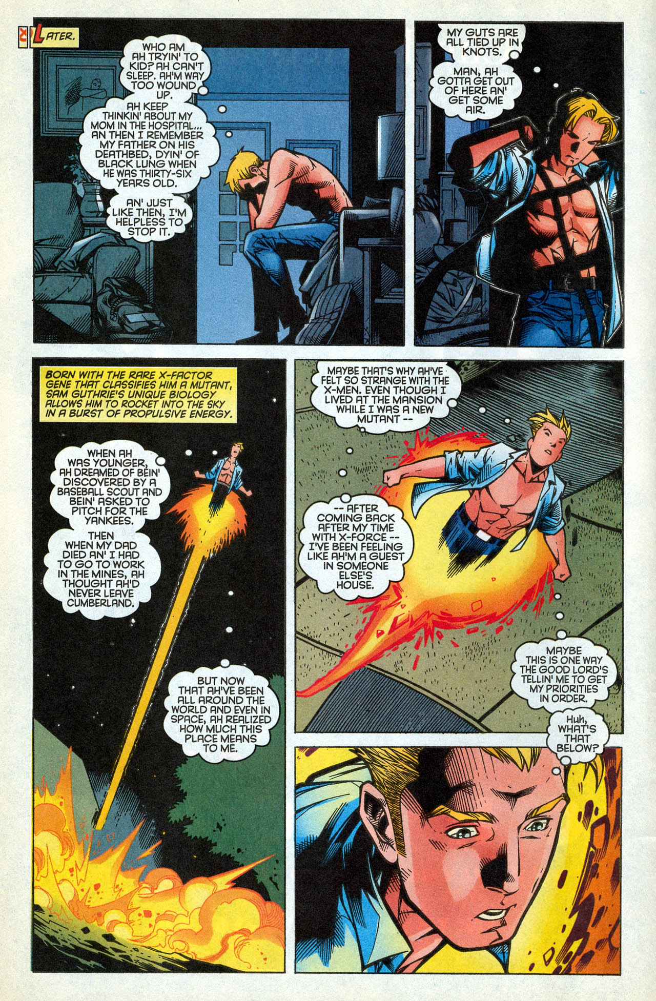 Read online X-Force (1991) comic -  Issue #83 - 9