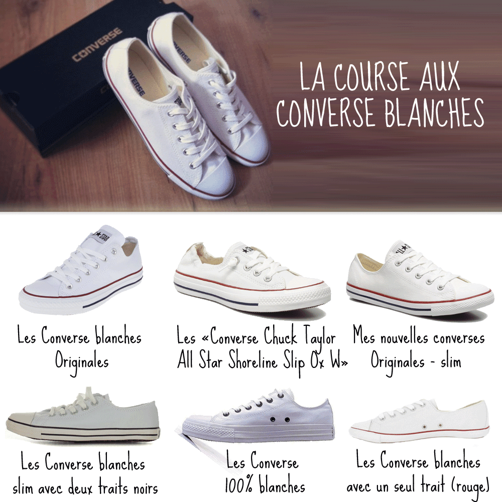 0178914a2fb Converse Blanche Dentelle Basse lac-genin.fr