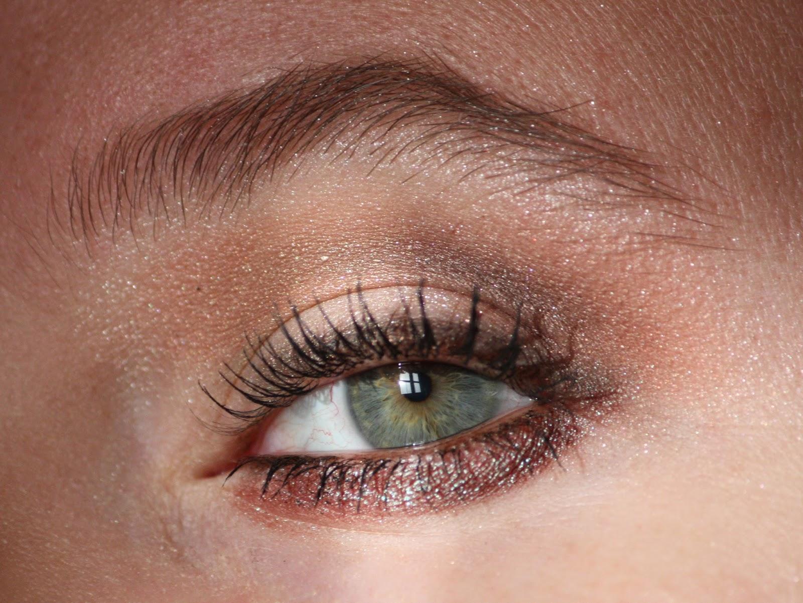Die Zauberin Zebulon Brown Smokey Eye Makeup Wet N Wild Au Naturel Palette All The Eyeshadows Are From Comfort Zone E738 De By