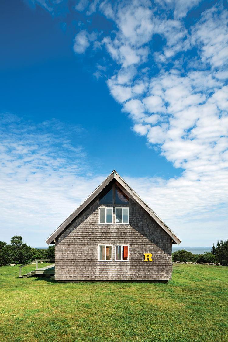 Prefab Frame House By Jens Risom Rhode Island Modern