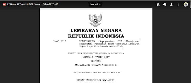 Pendaftaran CPNS 25 Juli-28 Agustus 2017 Telah Dibuka, Cek Segera...