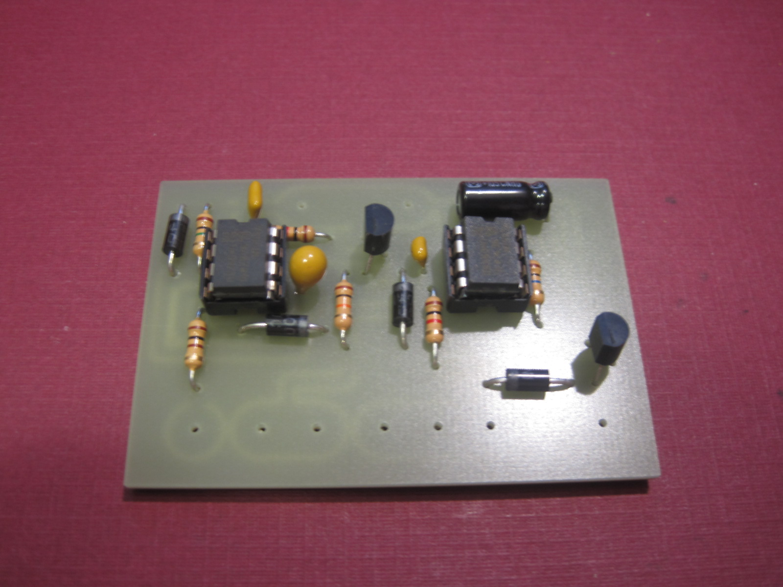 N1IR Electronics Website: The CQD Experience, The Ignition Switch