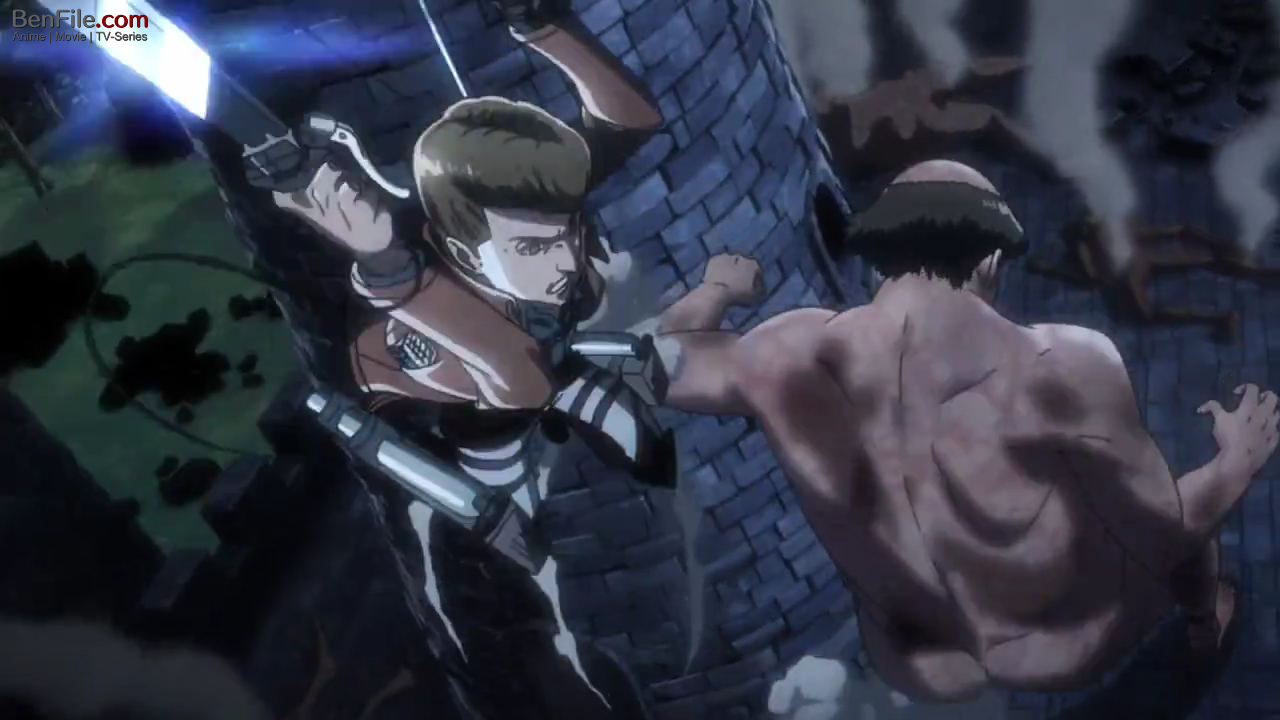 Shingeki no Kyojin S2 Episode 04 Subtitle Indonesia