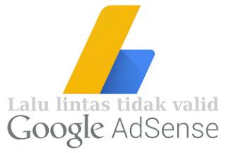Cara Mengatasi Lalu lintas tidak valid Pada AdSense GA