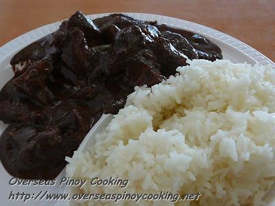 Dinuguan Rice