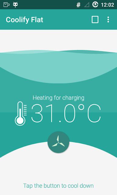 الحل النهائي لمشكلة ارتفاع درجة الحرارة لكل هواتف الاندرويد