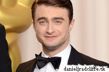 Daniel Radcliffe presents & performs at the 2013 Oscars
