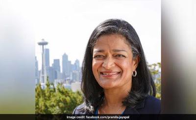 Spotlight : Indian-American Congresswoman Figures In Politico Power List