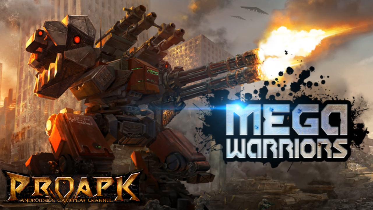 Mega Warriors