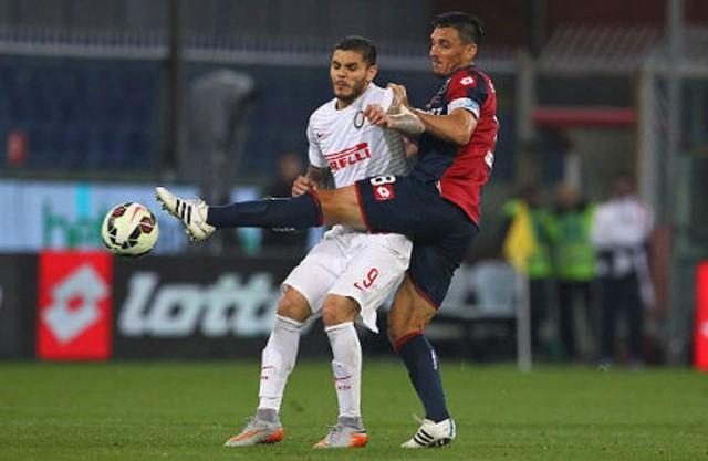 Inter Milan vs Genoa