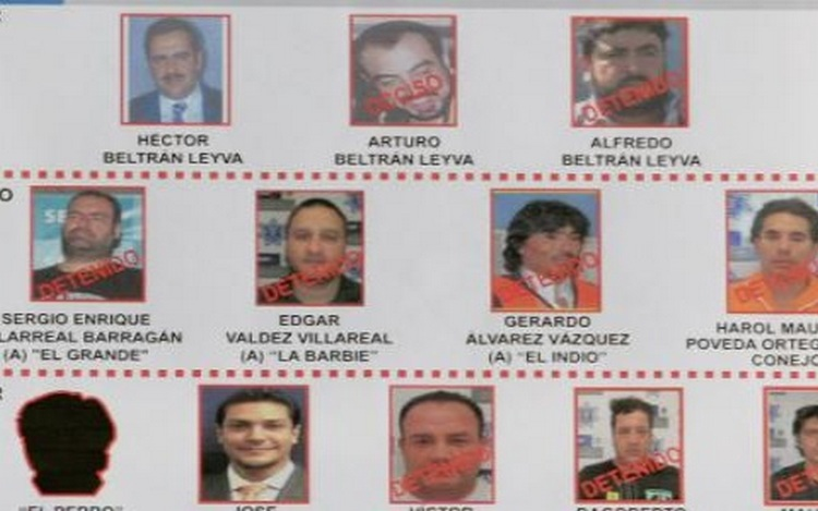 """Los Mazatlecos"", la célula criminal de los Beltrán Leyva"